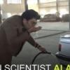 OVO JE NEVEROVATNO! Iranski pronalazač izmislio AUTOMOBIL NA VODU i provozao ga pred kamerama! (VIDEO)