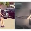 Startovao ih je na ulici i ponudio im pare da ih ispipa i da se skinu! Devojke su pristale, a onda su ušle u limuzinu i krenula je akcija.. (VIDEO)