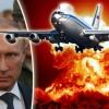 PAKAO U SIRIJI! SAD NAPALE RUSE, PUTIN ODMAH UZVRATIO: Ubijeno 850 vojnika! (VIDEO)
