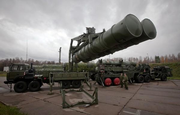 S-400- raketni sistem 1