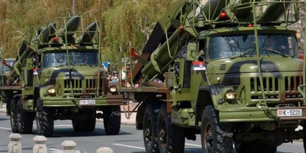 vojska srbije- naoruzanje