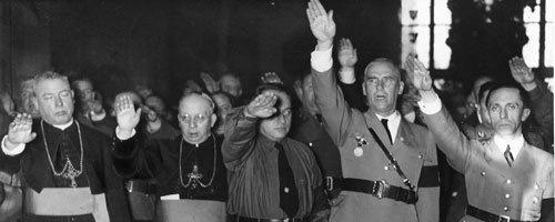 katolicki svestenici- hrvati- ustase