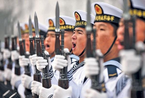 kina- vojska