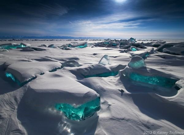 led- sneg- hladno