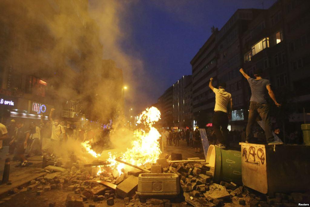 protesti- demonstracije