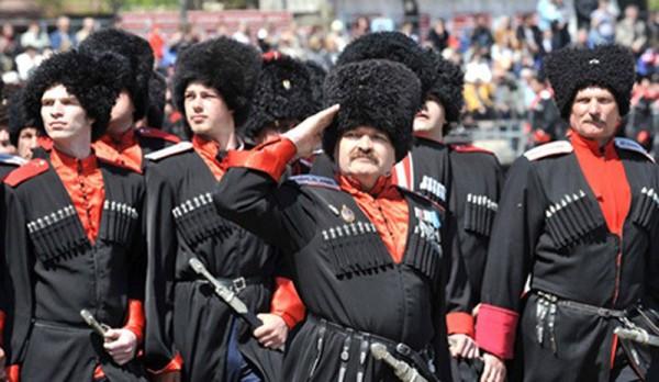 rusija- kozaci