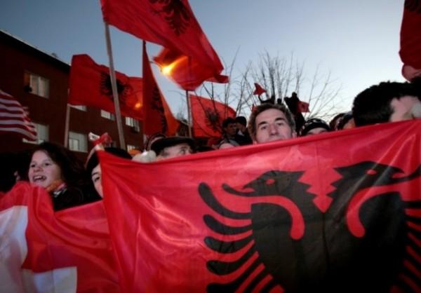 siptari- albanci- zastava