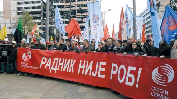 srbija- protest- strajk- radnici