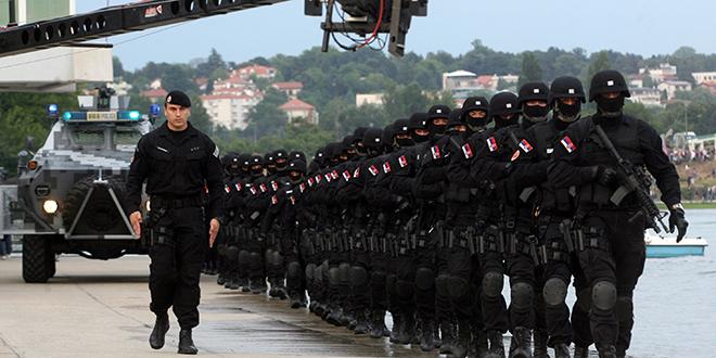 UDARNA VEST – POČELO JE: Specijalne jedinice Srbije na administrativnoj granici sa Kosovom!