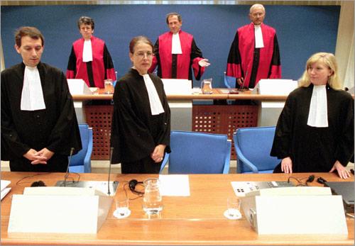 Ukida se Haški tribunal