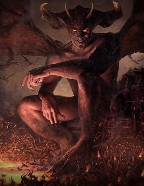 VLAŠKA MITOLOGIJA: Žena je nastala od đavoljeg repa!