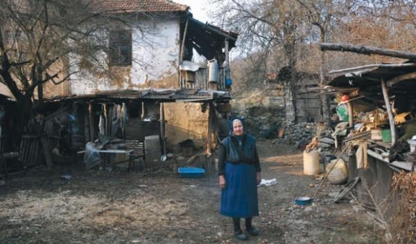srbija- selo