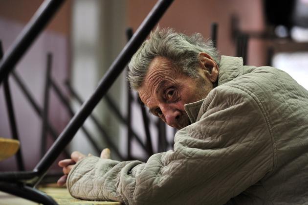 covek- starac- siromah