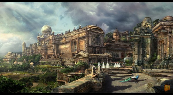 grad- drevno