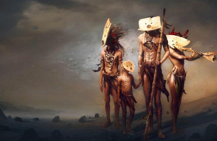 ljudi- domorodci