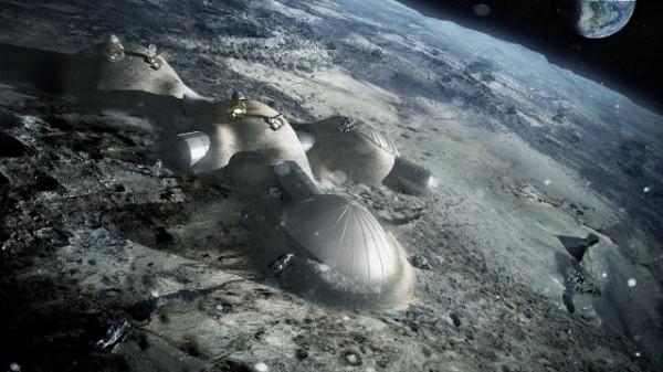 mesec- kolonizacija