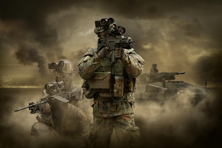 vojnici- rat 2