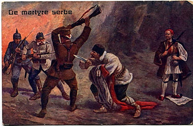the austro hungariangerman vs russiaserbia war Austria-hungary declares war on serbia  germany, austria-hungary presented serbia with a rigid ultimatum on july 23  germany declared war on russia.