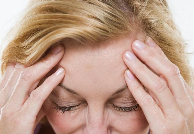 zena- glavobolja