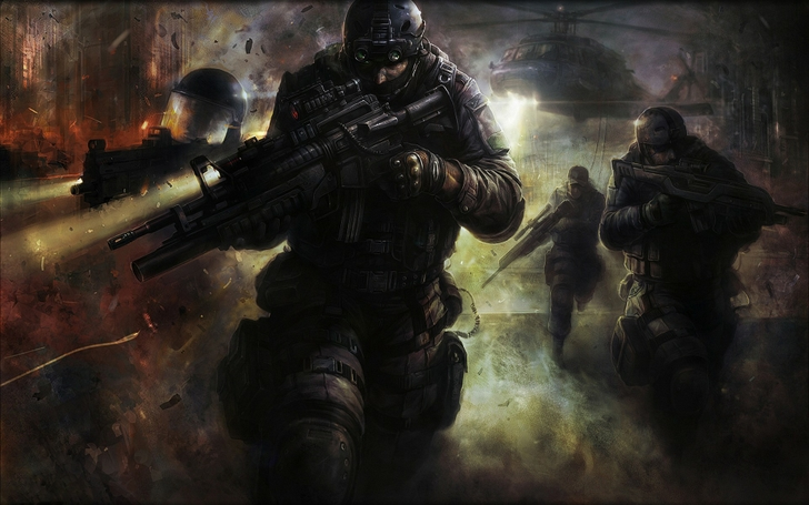 specijalci- vojnici- komandosi