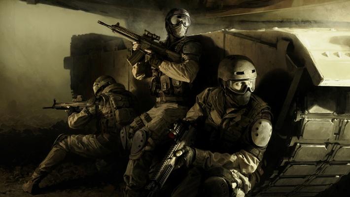 vojnici- komandosi- specijalci