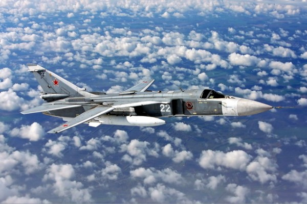 Sukhoi Su-24_rusija avion