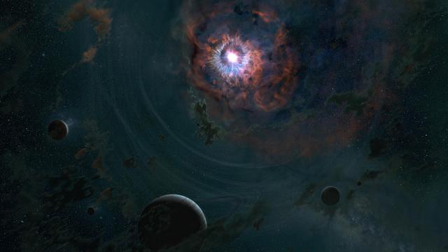 Supernova kosmos