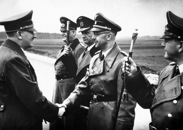 hitler- nacisti