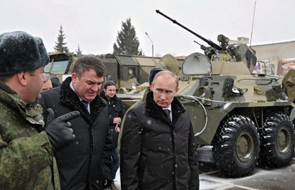 putin- rusija
