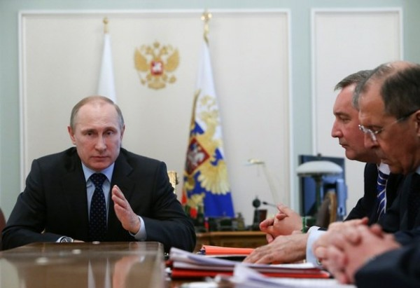 NAREĐENA LIKVIDACIJA PETOKOLONAŠKE RUSIJE