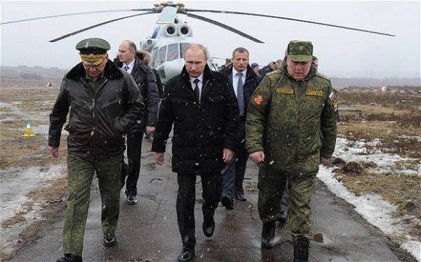 Amerika zapretila Rusiji preko Arktika! Ovo je Putinov odgovor…!