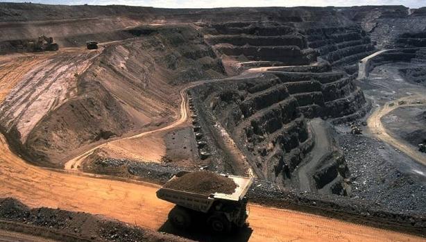 rudnik afrika