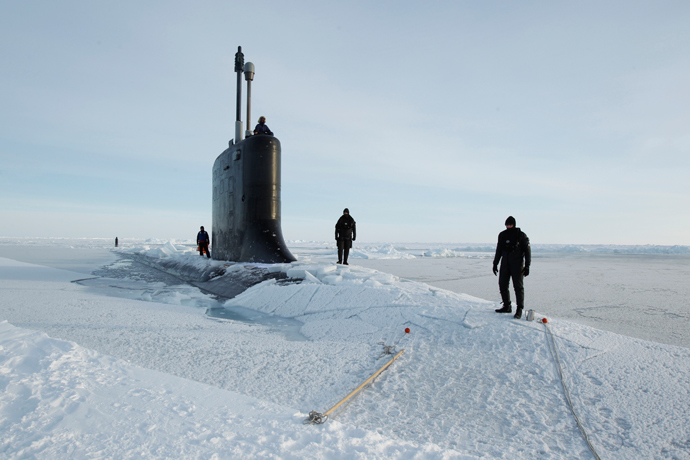 rusija arktik vojska baza