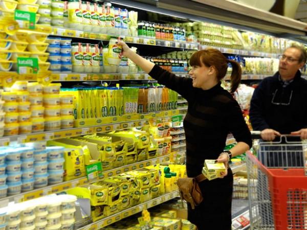 samousluga kupac kupovina prodavnica