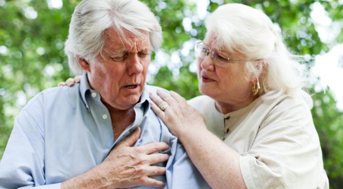 srce srcani udar