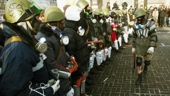 ukrajina desnicari nacisti fasisti