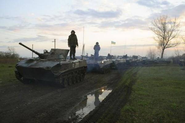 Ukrajinska armija napala Gorlovku!