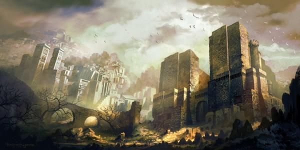 zamak- tvrđava