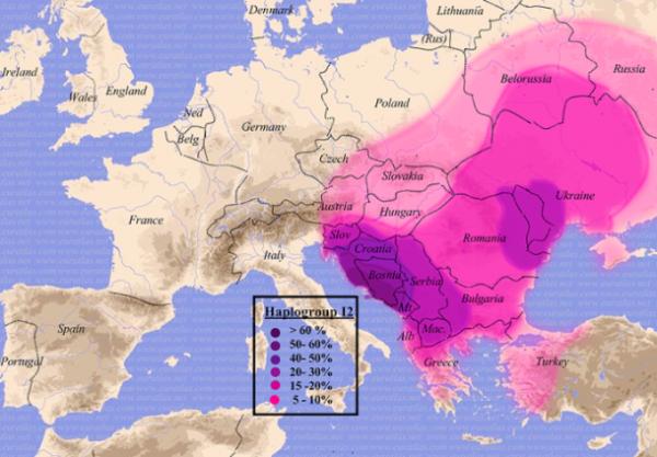 drevno- balkan- sloveni- srbi