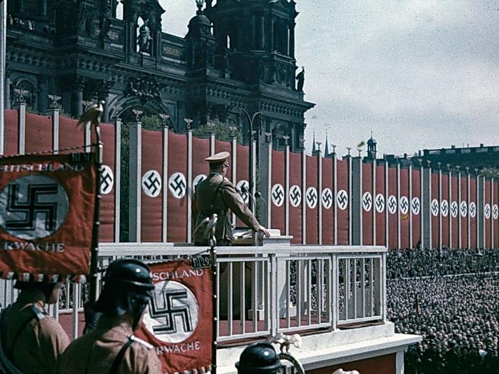 hitler- nacisti- fasisti