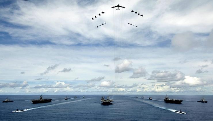 NA IVICI GLOBALNOG HAOSA: U sukob Amerike i Kine oko Južnokineskog mora uključila se nova megasila..
