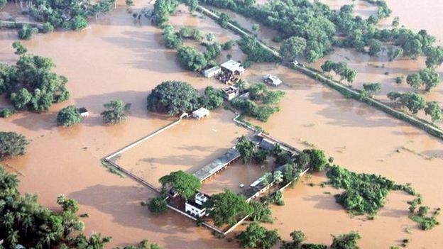 Ponovo poplave u Sloveniji, vodostaj raste na granici sa Hrvatskom!