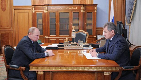 ŠTA SE DEŠAVA? Putin i Šojgu doneli neočekivanu odluku u vezi Sirije!