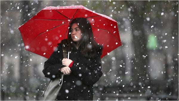 PROGNOZA PO ČUVENOM KOLJČICKOM: Prvi sneg već u novembru!