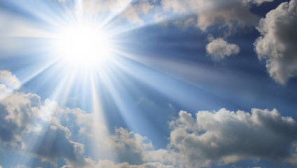 sunce- vreme
