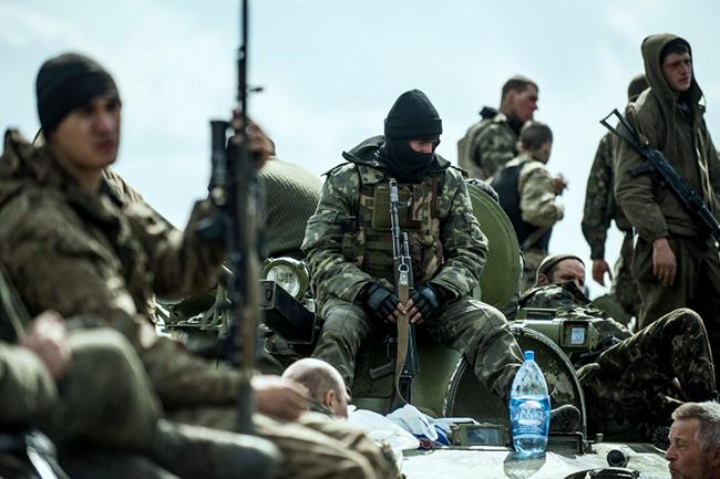ukrajina. vojska
