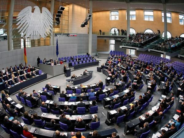 Bundestag nemacka