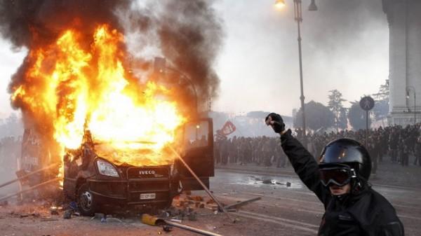 italija- protesti 2
