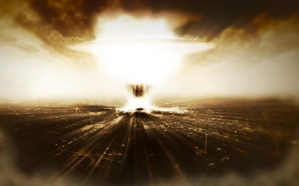 nuklearni udar napad atomska bomba