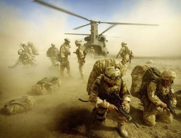 rat vojska vojnici nato amerika4